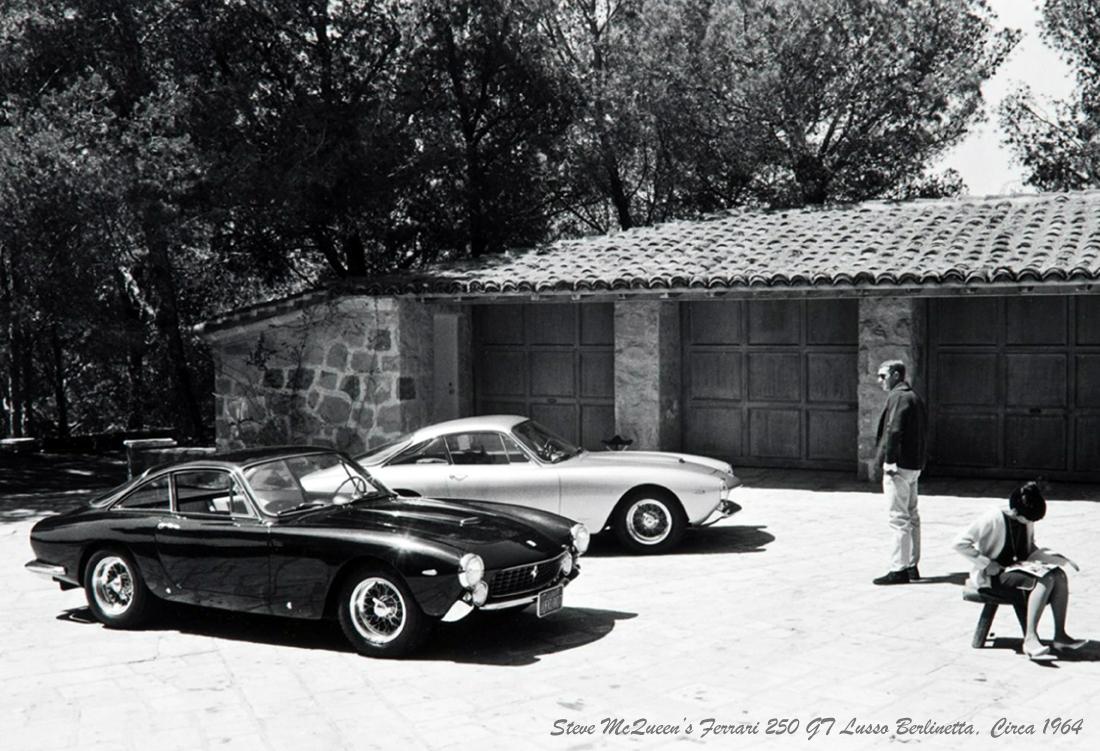Ferrari 250 gt lusso berlinetta modern design by for Lusso home