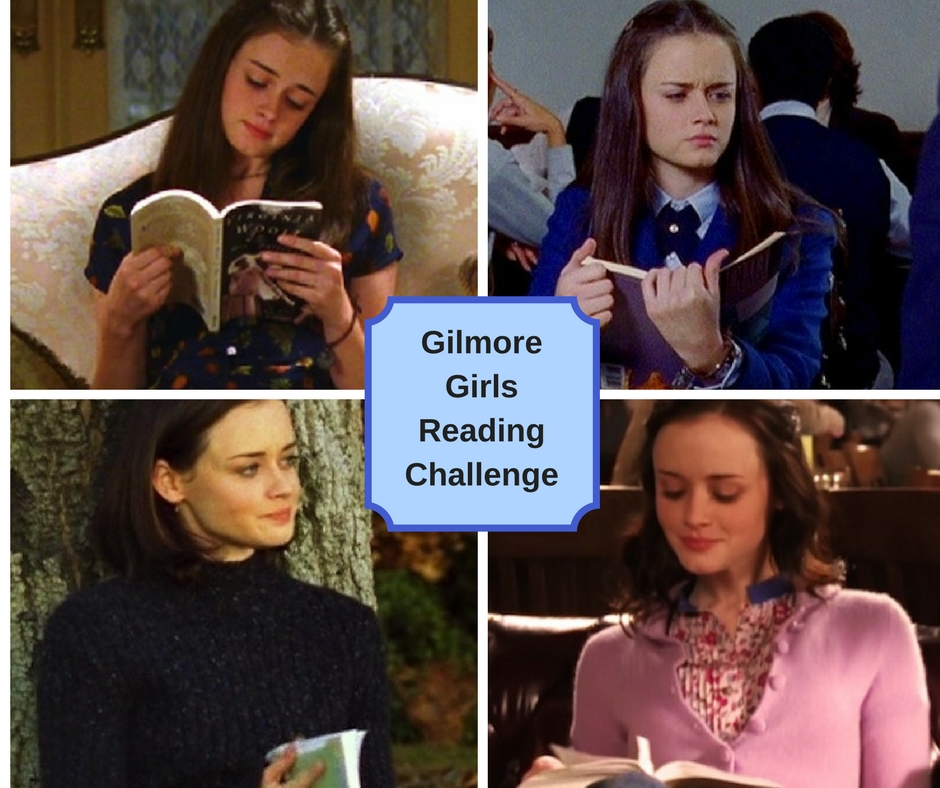 Gilmore Girls Reading Challenge
