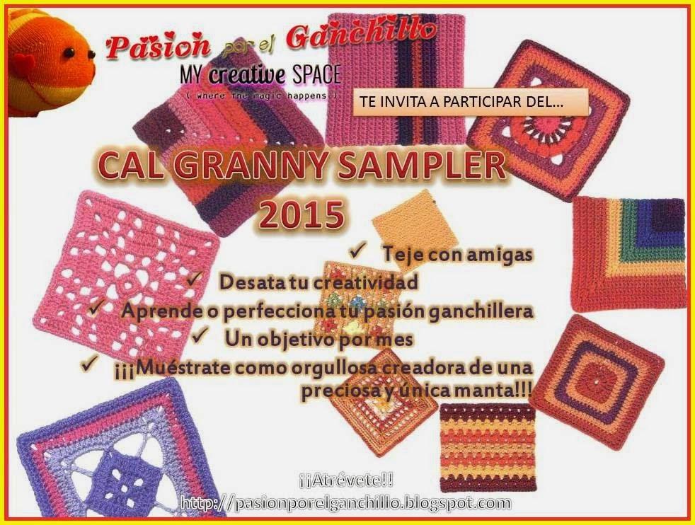 CAL GRANNY SAMPLER 2.0