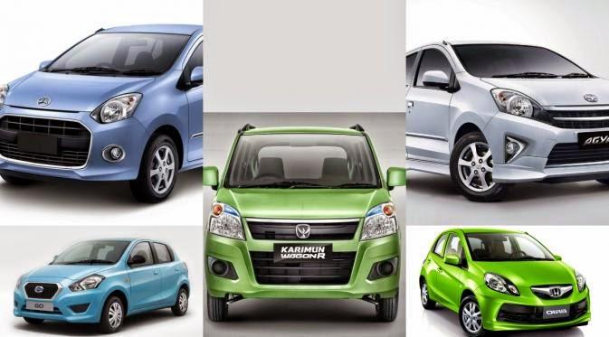Inilah Daftar Mobil Yang Paling Dicari di 2015