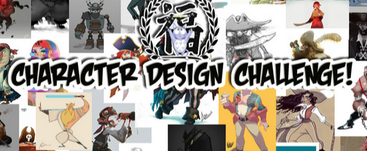 Character Design Challenge Of The Month : Animation character design challenge