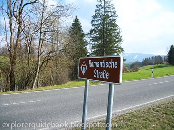 Romantic Road Jerman