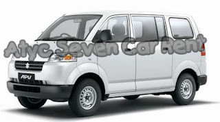 Rental Mobil Apv di Bandung