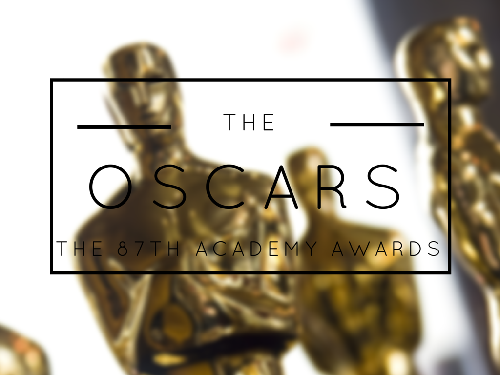 How I Style: The 2015 Oscars | Ses Rêveries