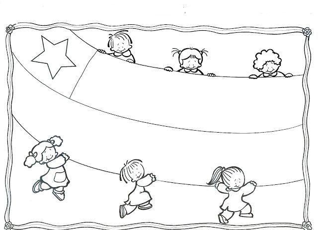 Dibujo de un huemul para colorear - Imagui