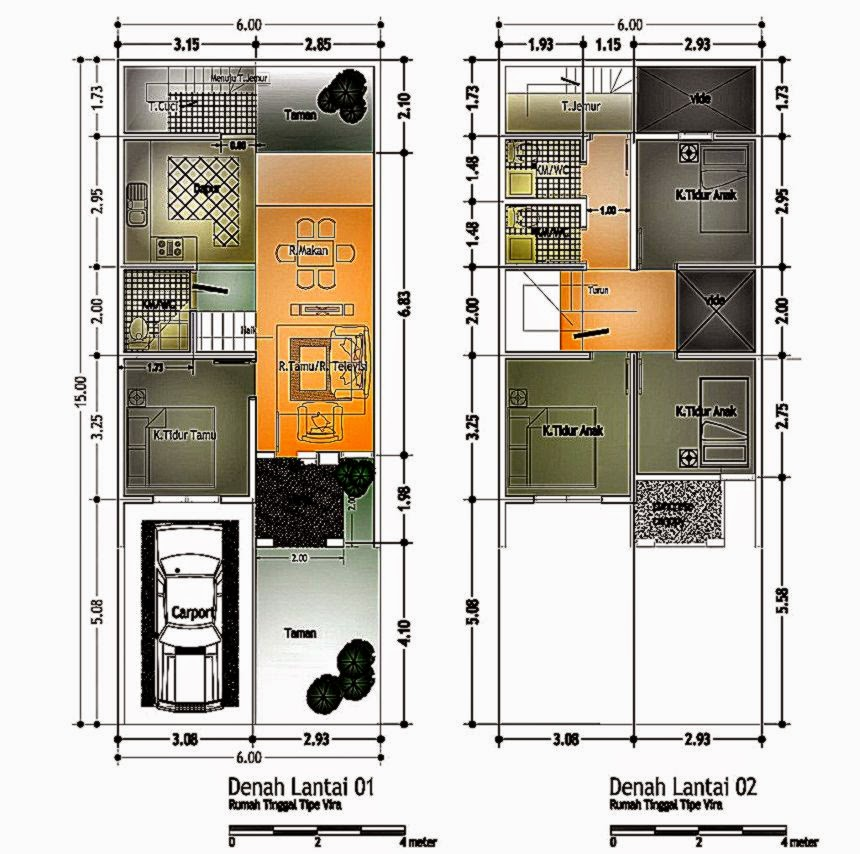 Contoh Ruang Keluarga Modern Minimalis 2015   Gambar Rumah