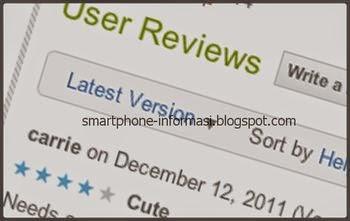 Perbanyak mencari user review untuk produk yang kamu beli