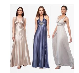 modelos de Vestidos de Madrinha