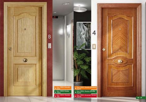 Yandy frank casas prefabricadas puertas prefabricadas for Puertas de calle rusticas