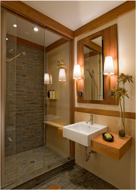 Transitional Bathroom Design Pictures : Key interiors by shinay transitional bathroom design ideas