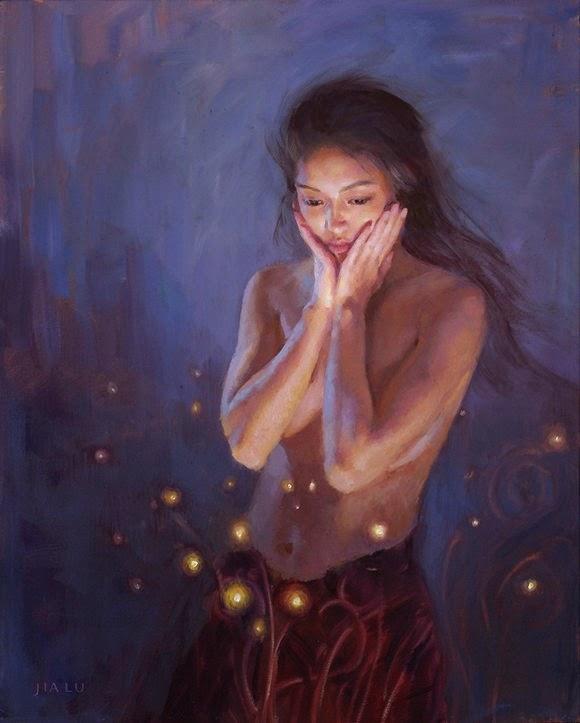 Realisme Painting Jia Lu Artwork