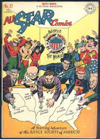 All Star Comics #37 comic cover