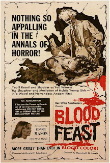 "31 Days of Horror Day 5 - ""Blood Feast"" (1963)"