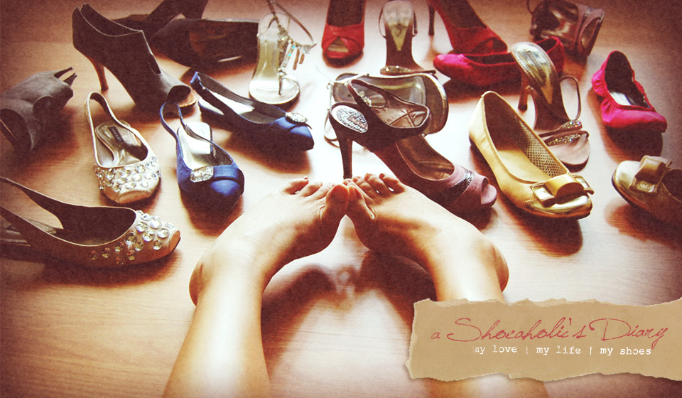 A Shoeaholic's Diary