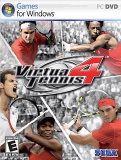 Virtual Tenis 4