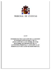 Informe del Tribunal de Cuentas nº 977