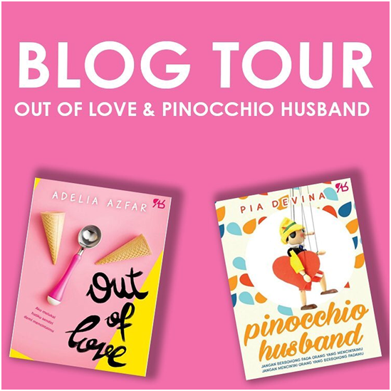 Blogtour Pinocchio Husband