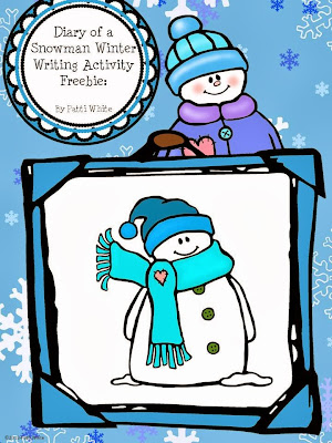 http://www.teacherspayteachers.com/Product/Diary-of-a-Snowman-Winter-Writing-Activity-Freebie-1035715