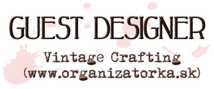 Guest designer Vintage Crafting