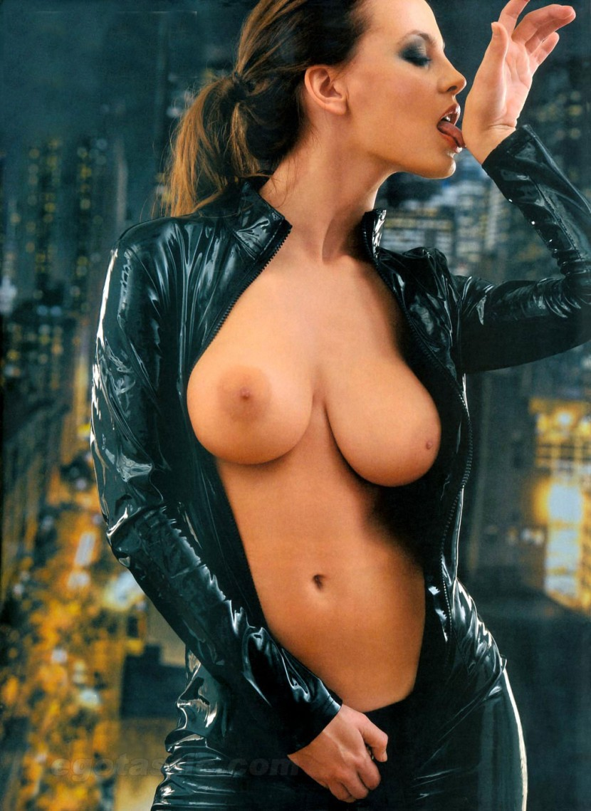 Catwoman Cosplay Nude
