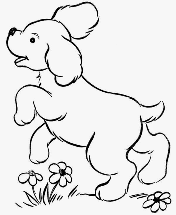 Golden Retriever Puppy Coloring Pages Coloring Coloring Pages