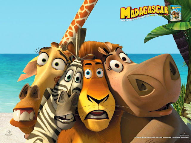 Madagascar 3 The African Animals are Back with Bang