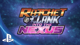 Ratchet and Clank Nexus Trailer