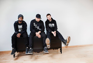 "Keys N Krates ""I Know U"""