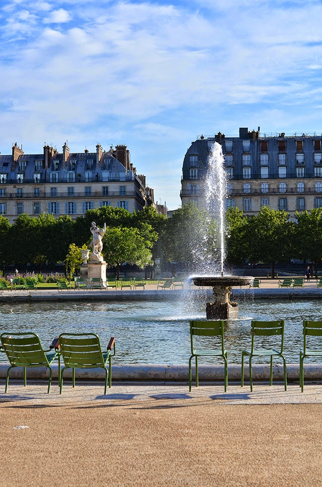 heart of gold jardins des tuilleries paris. Black Bedroom Furniture Sets. Home Design Ideas