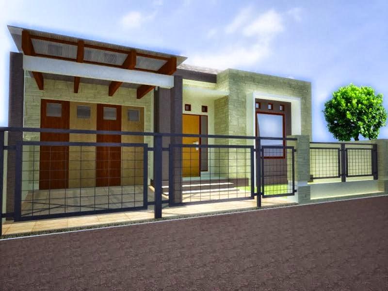 Model Interior Rumah Minimalis7