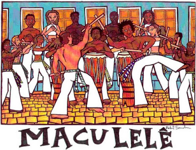 HISTÓRIA DO MACULELÊ