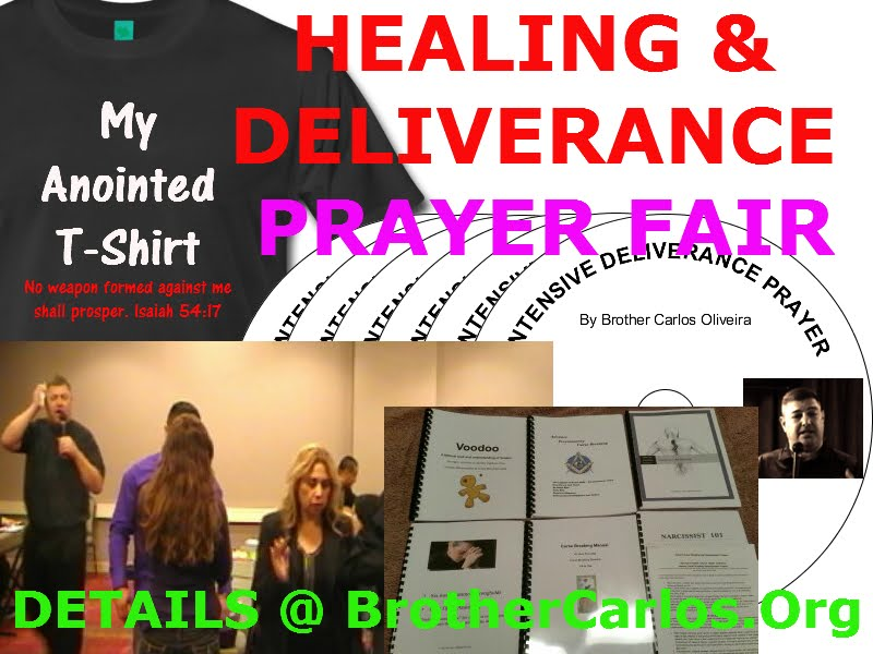 Healing and Deliverance Prayer Fair
