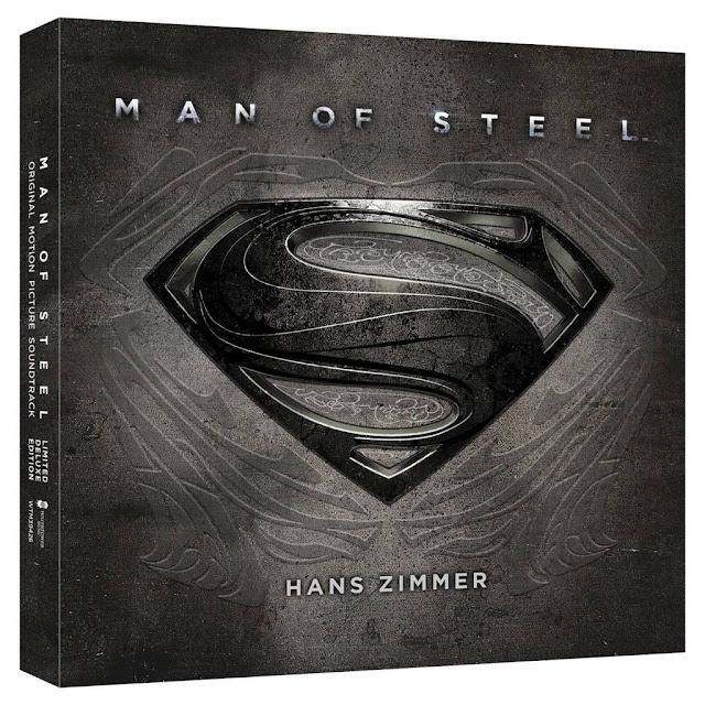 Саундтрек к фильму Человек из стали (Man of Steel) от Ханса Циммера
