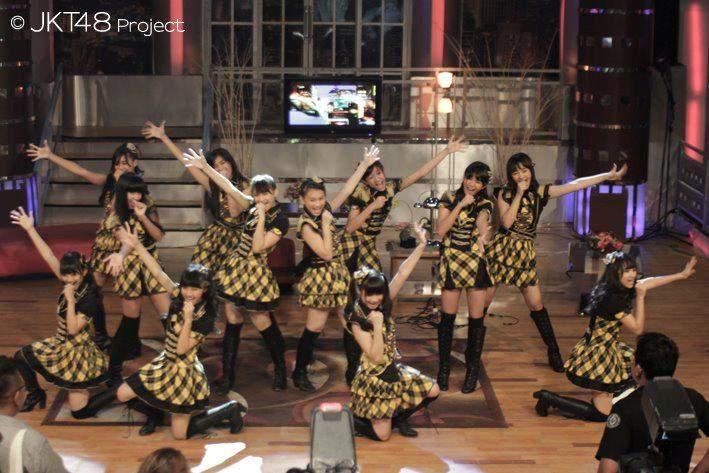 Kumpulan foto JKT48 Generasi 1
