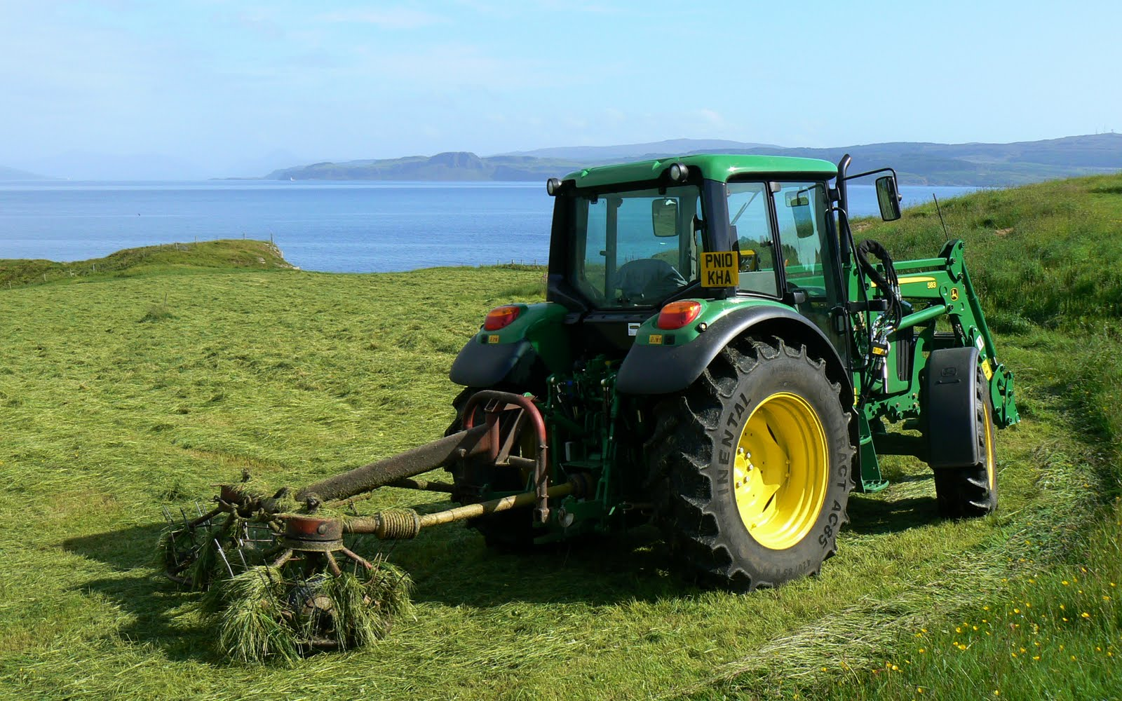 how to make good round bale silage