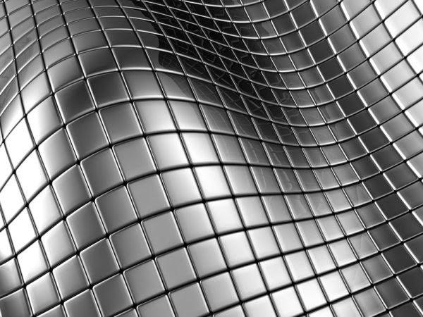 Backgrounds-خلفية مكعبات صغيرة باللون الفضى
