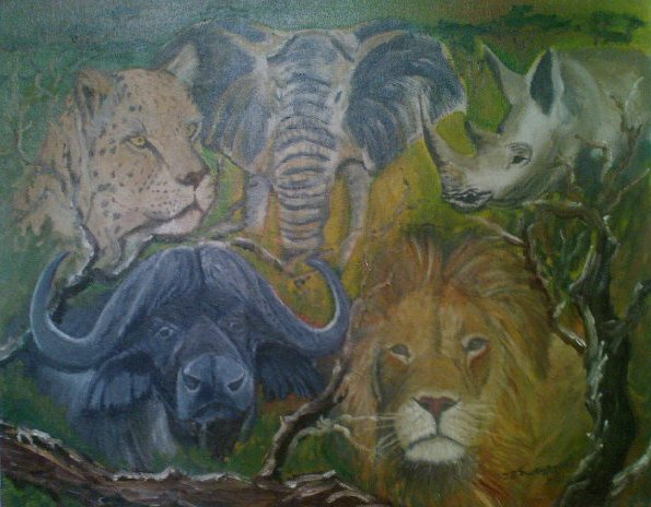 The Big Five SA 2011