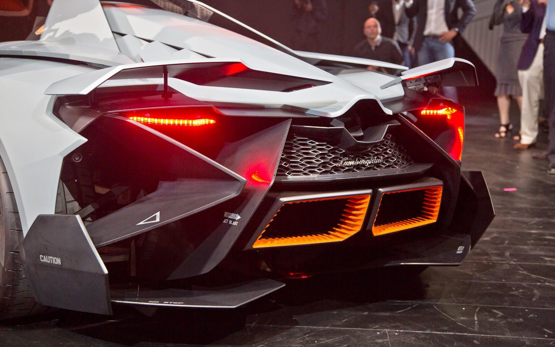 Lamborghini Egoista Car Lease India