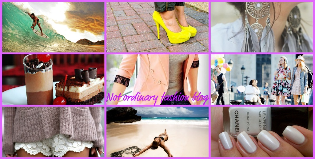 Not Ordinary Fashion Blog