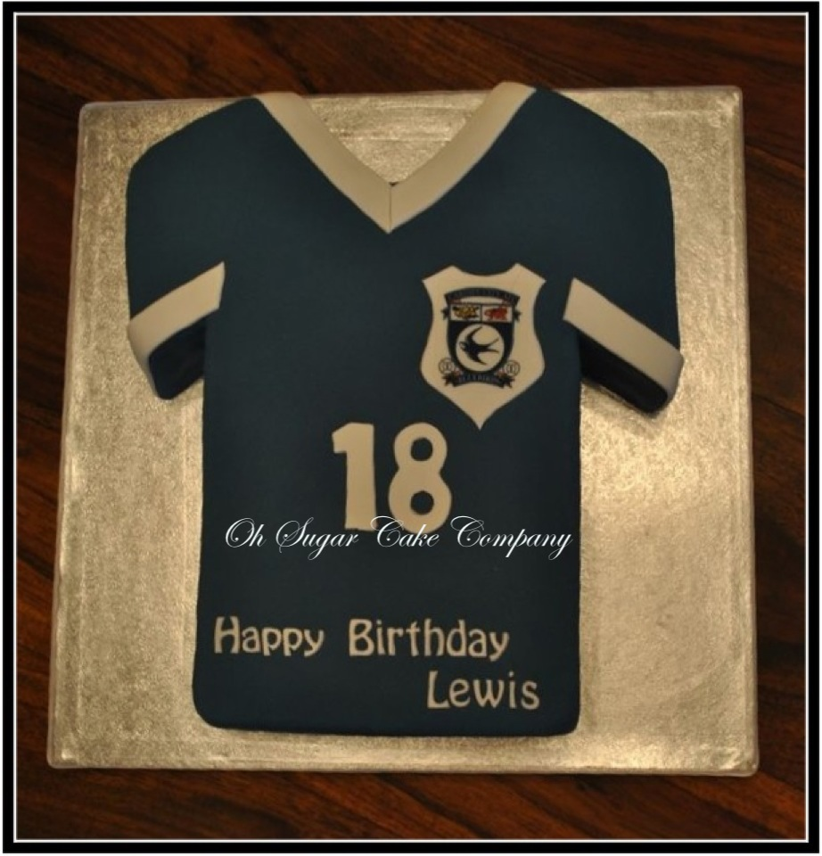 Birthday Cake To Order Cardiff