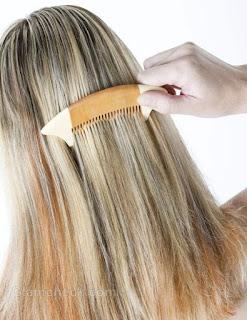 Tägliche Haarpflege