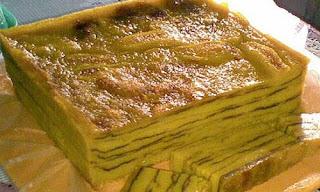 Kue Maksuba Khas Sumatera Selatan