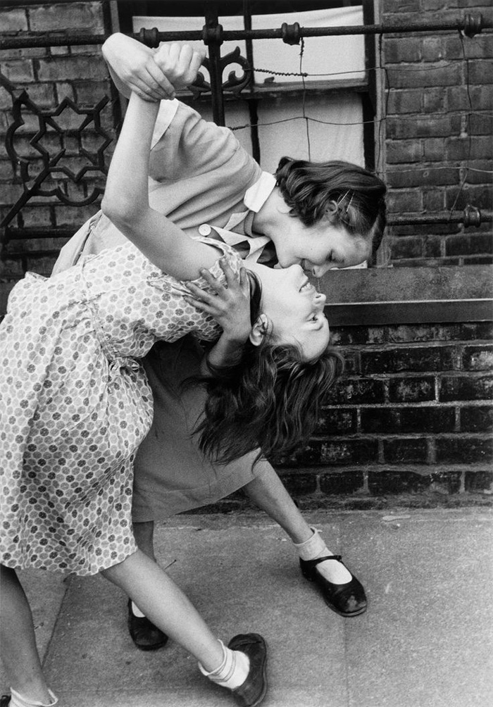 Tango in the East London thurston hopkins