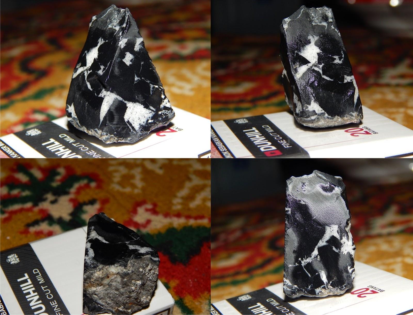 Bongkahan Black CoffinsBlack Coffins