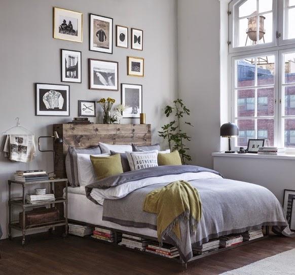 Cozy Stylish Bedroom
