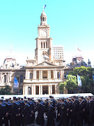 Though this was my third ANZAC Day in Australia, it was our first in Sydney. (april anzac day parade )