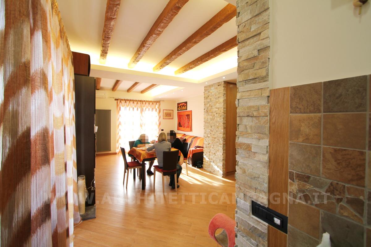 Ingresso Soggiorno Cucina Ambiente Unico ~ Idee per il design della casa