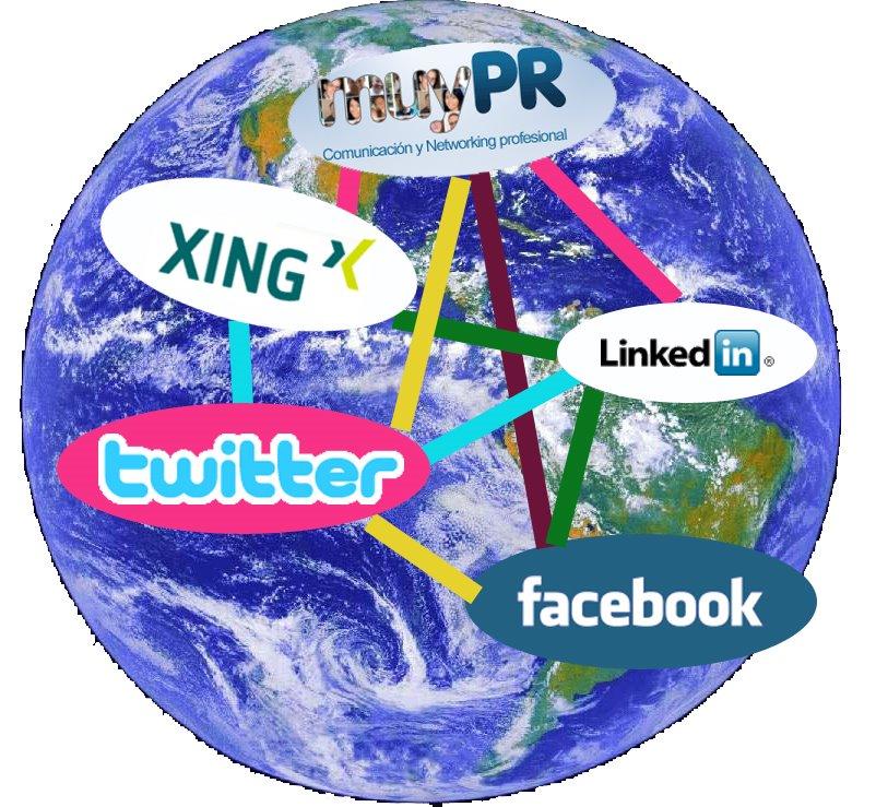 redes sociales para conocer gente en el mundo