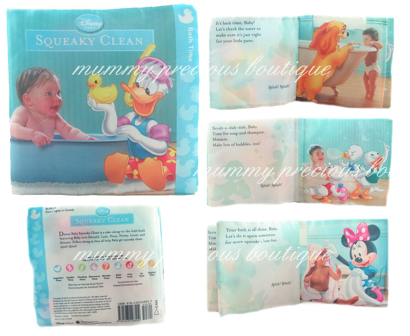 Mummy Precious Boutique: Baby/Toddler Toys - Squeaky Clean Bath Time ...