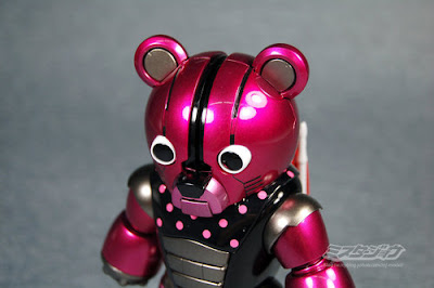 HG 1/144 Bear GGuy Super Pink Gloss Ver.